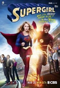 Supergirl y The Flash