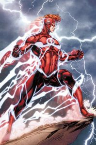 Wally West de Rebirth