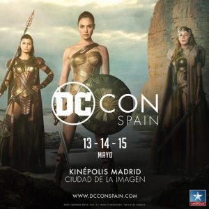 DC CON Spain 2017