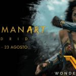 DC Woman Art Madrid