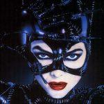 Michelle Pfeiffer como Catwoman en Batman Vuelve