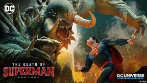 La Muerte de Superman en DC Universe Online