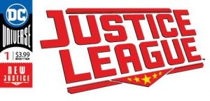 Justice League Nº 1