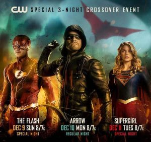 Crossover Arrowverso 2018
