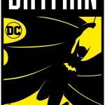 Logo Batman 80º aniversario