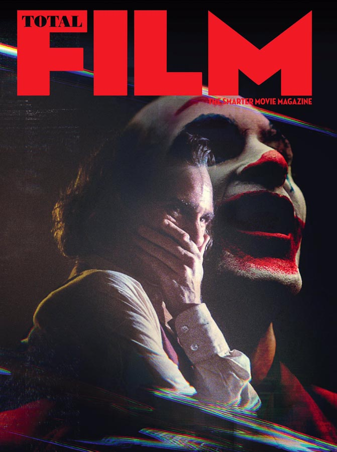 Joker en portada de la revista Total Film