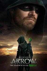 Temporada 8 de Arrow