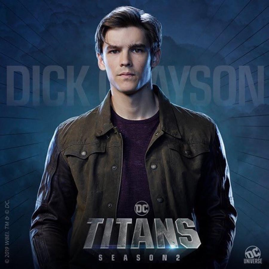 Dick Grayson en Titans