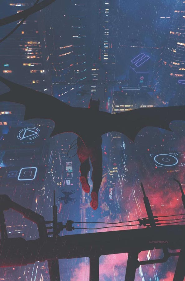 Batman de John Ridley