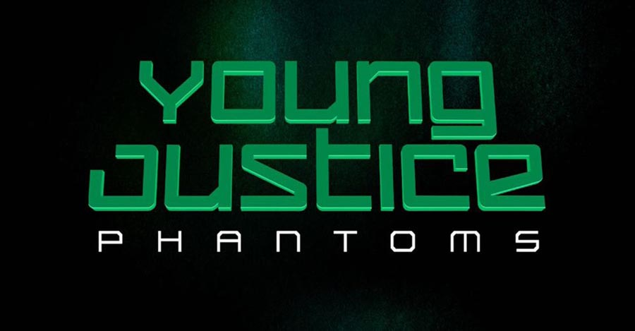 Logo de Young Justice: Pantoms