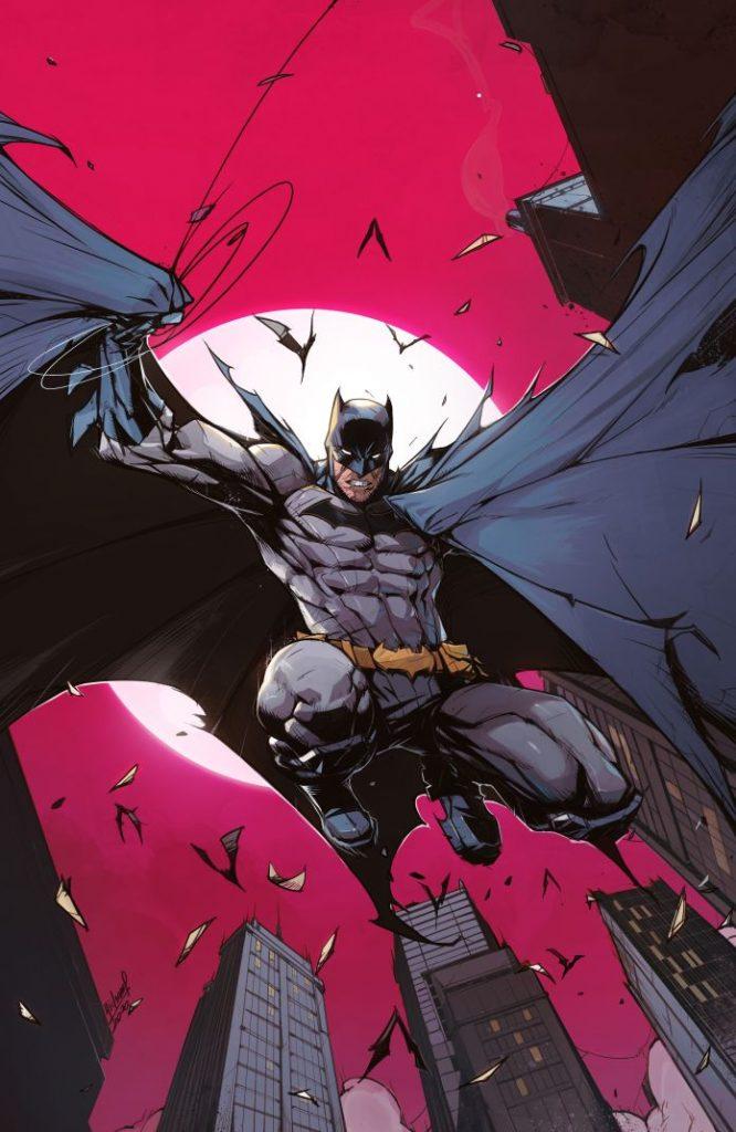 Portada de Batman: Urban Legends Nº 1
