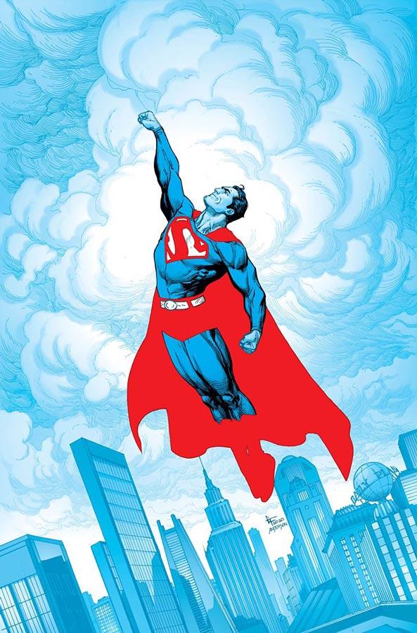 Portada de Superman: Red and Blue Nº 1
