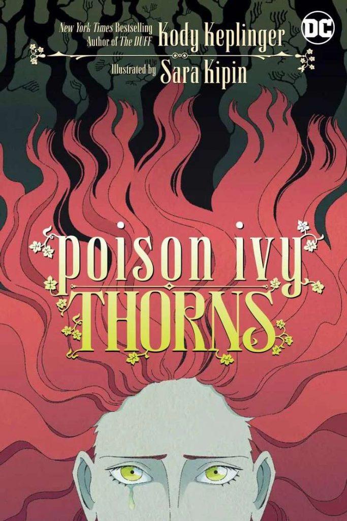 Portada de Poison Ivy: Thorns