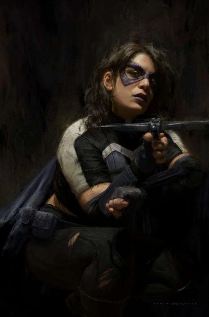 Portada de Batman Secret Files: Huntress