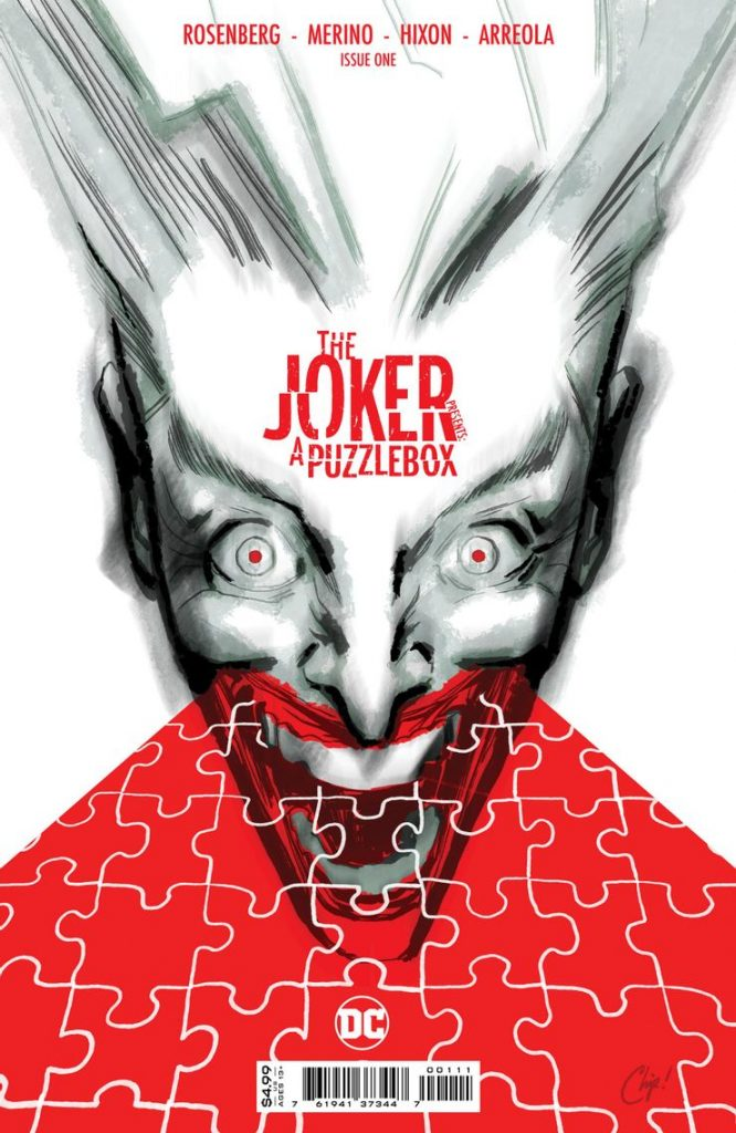 The Joker Presents: A Puzzlebox Nº 1