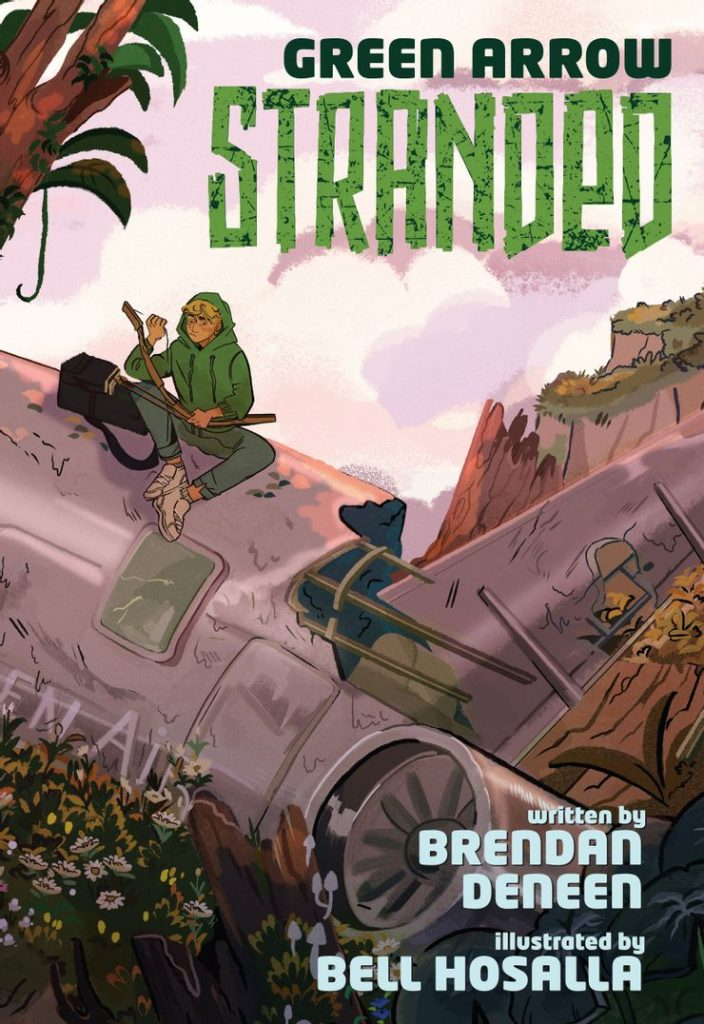 Portada de Green Arrow: Stranded