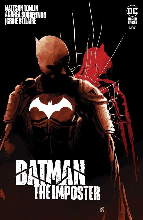 Portada de Batman: El Impostor Nº 1