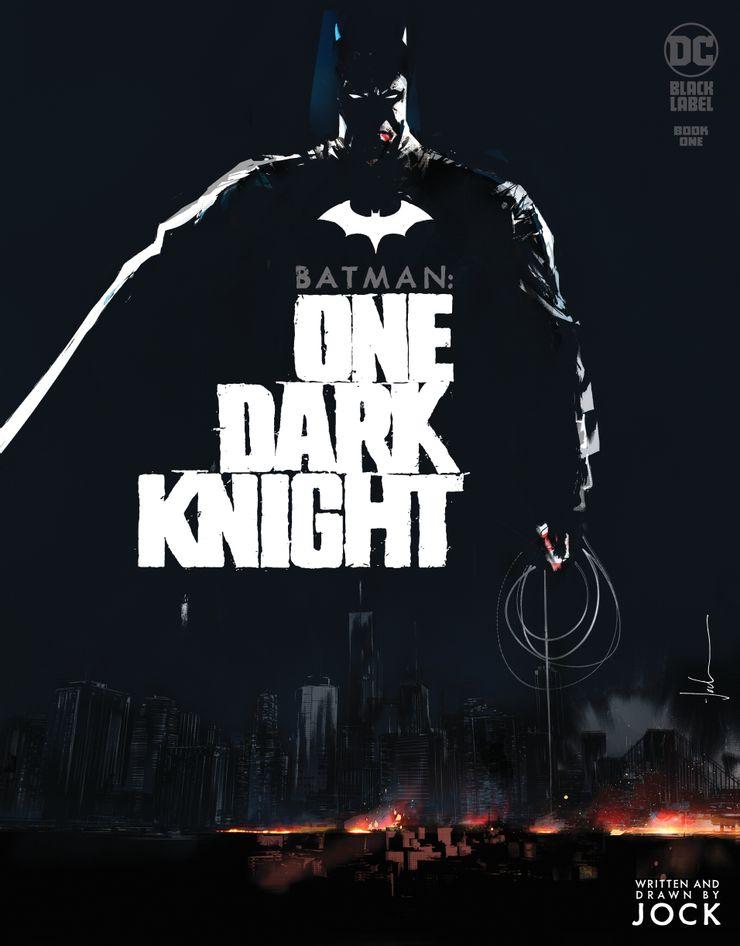 Portada de Batman: One Dark Knight Nº 1