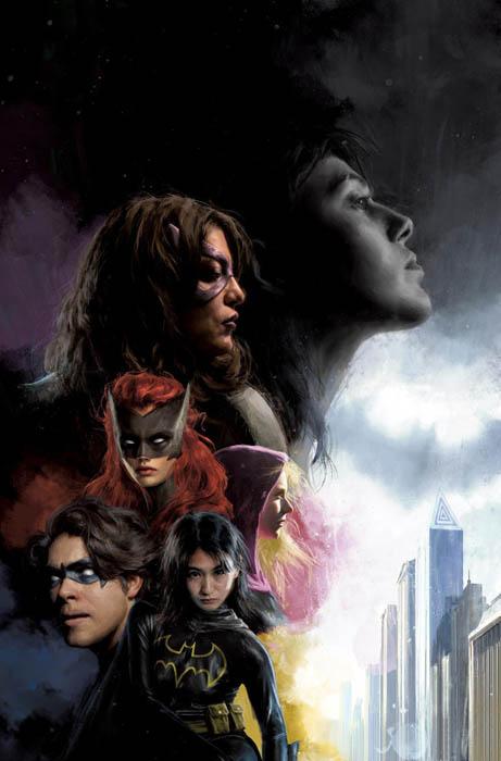 Portada de Detective Comics Nº 1047