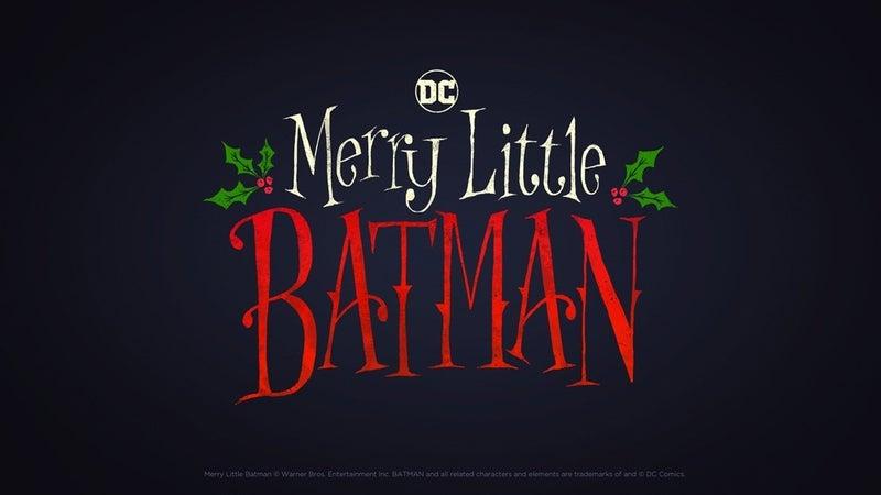 Merry Little Batman