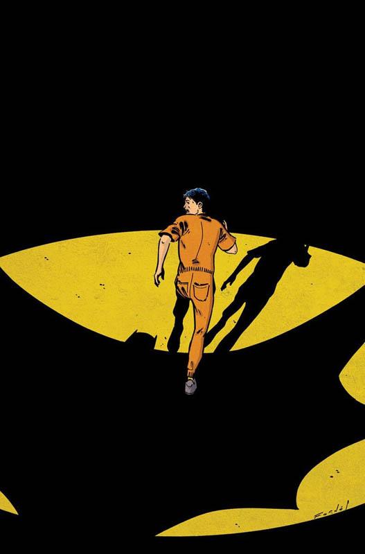 Portada de Detective Comics Nº 1050